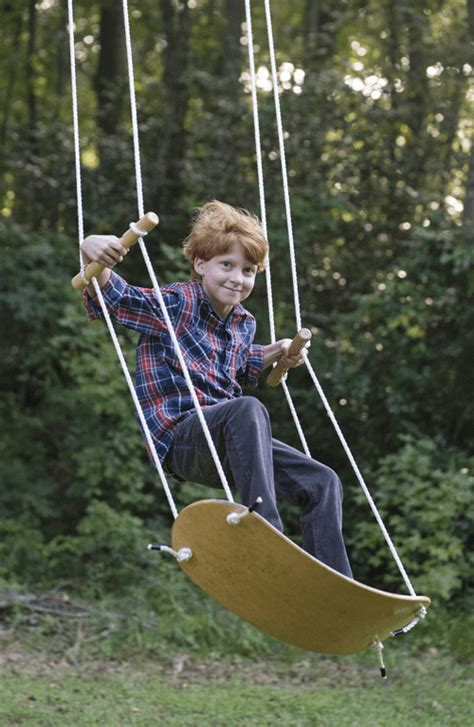 cool kids swings 8 outrageously cool swings hide outs that will keep your