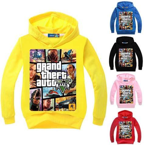 Sweater Gta Jaket Hoodie Gta gta5 around the children gta xbox t shirt sweater