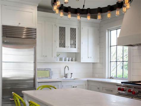 natural materials create farmhouse kitchen design hgtv 30 trendiest kitchen backsplash materials kitchen