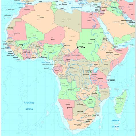africa map kenya kenya map blank political kenya map with cities