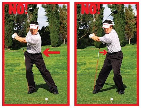 right leg in the golf swing drive time golf tips magazine