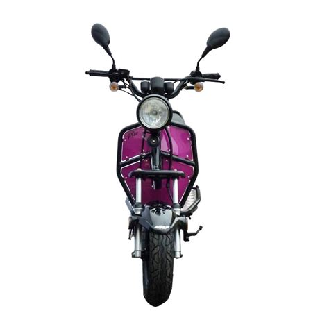 2t motocross gear scooter imf ptio 2t black violet 50cc frčo moto trgovina