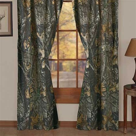 mossy oak camo curtains mossy oak new break up camouflage curtain panels blanket