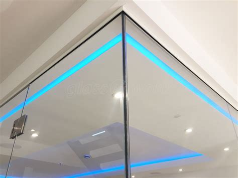 glass door technologies glass partitioning at westbase technology ltd