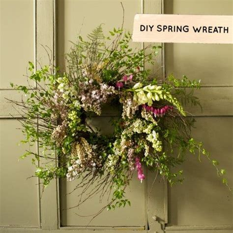 diy spring wreath diy spring wreath wreath s just wreath s pinterest