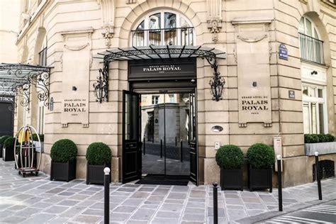 Weekend at Grand Hotel Du Palais Royal The London Thing