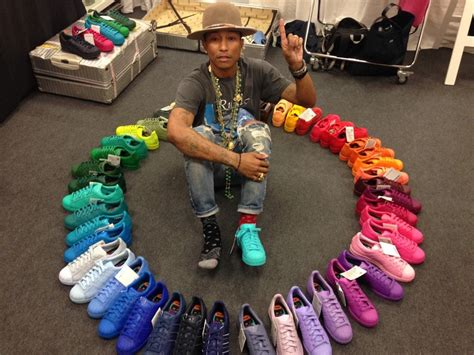 Sepatu Adidas Pharrell Williams Original Pharrell Williams X Adidas Originals Superstar 80s Releases Sbd