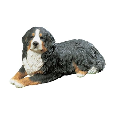 mid size dogs sandicast ms09701 mid size bernese mountain figurine atg stores
