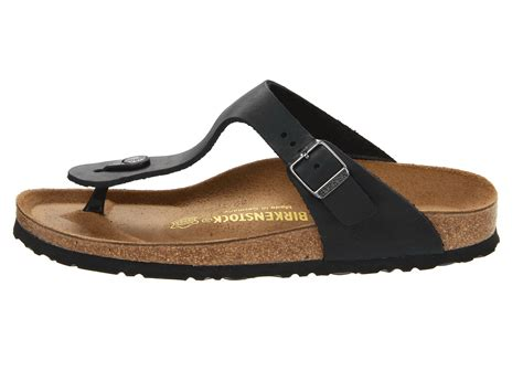 Birkenstock Gizeh birkenstock gizeh leather zappos free shipping