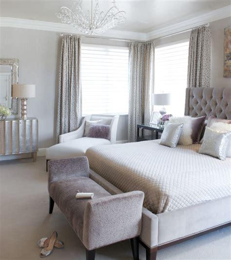 lux bedroom modern luxe bedroom transitional bedroom other metro