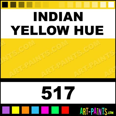 indian yellow hue pigments paints 517 indian yellow hue paint indian yellow hue