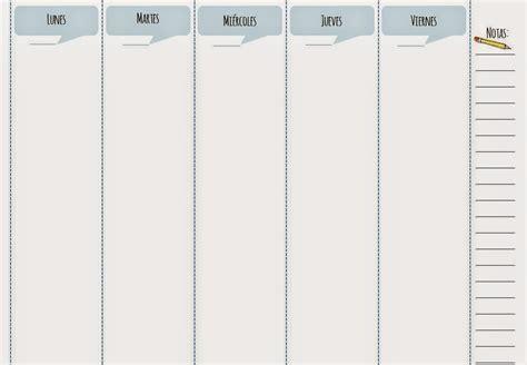 Calendario Semanal 2015 Heli Papeles Lista De Prop 243 Sitos Para El 2015 Y