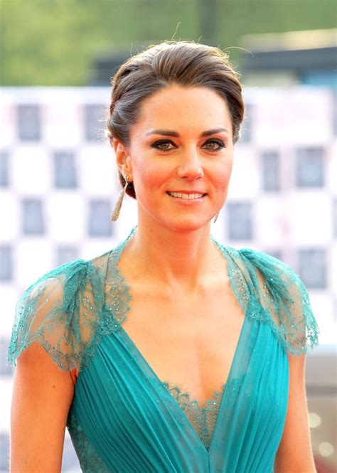 hair and makeup cambridge 2012 kate middleton how her face has changed us weekly