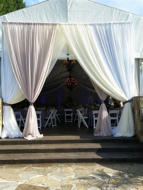 tent draping pictures knoxville wedding decor fabric draping wedding themes