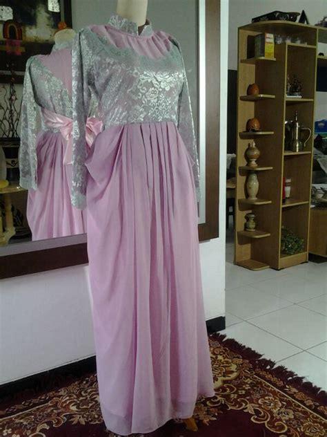 Gaun India Anak 04 kebaya modern dusty pink butik jahit pesan