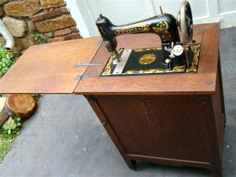antique sewing machine cabinet guarinistore
