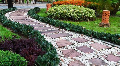 piedra para jardines ideas para dise 241 ar un jard 237 n con piedras
