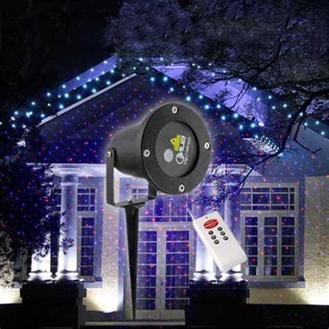 elf christmas lights controller discount red blue elf laser projector waterproof ip65