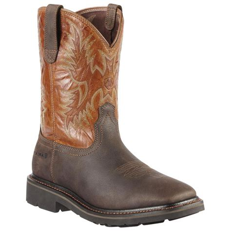ariat s western work boots boot barn