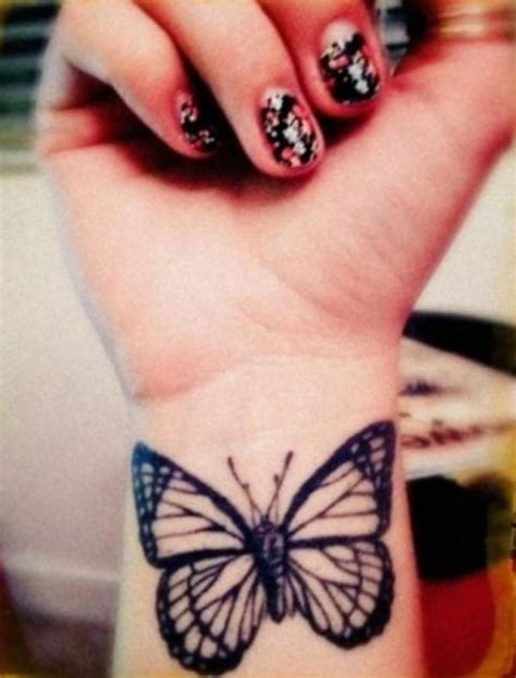 butterfly finger tattoo designs 79 beautiful butterfly wrist tattoos