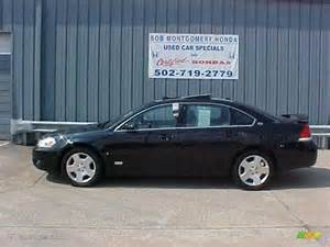 2008 black chevrolet impala ss 15067989 gtcarlot