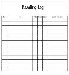 reading log with summary template 16 best photos of weekly reading log weekly reading log