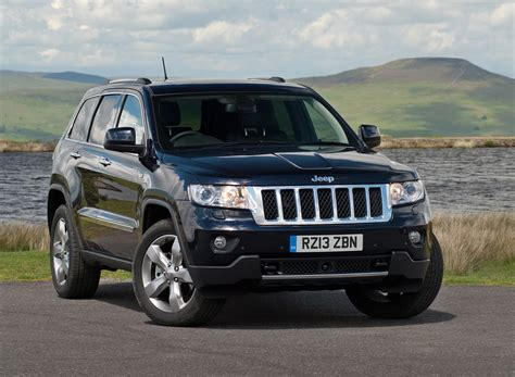 Jeep Grand Accesories Jeep Grand Estate 2011 Features Equipment