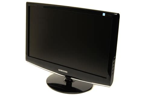 Monitor Samsung Lcd samsung syncmaster 2033sw review a 20in samsung lcd monitor with dynamic contrast and a fast