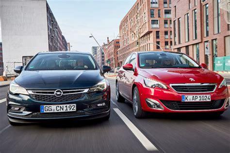 Hersteller Vergleich Opel Gegen Citro 235 N Und Peugeot