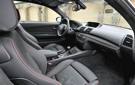 Bmw 1m Interior by Bmw 1m Coupe 2011