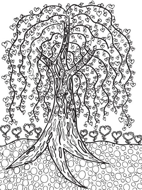 Kaos Print Magic Tree M 17 best images about colouring trees leaves