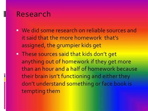3 Reasons Why Homework Should Be Limited by Why We Should Ban Homework