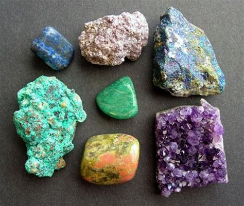 mineral color 2430 best images about rocks crystals gems minerals on