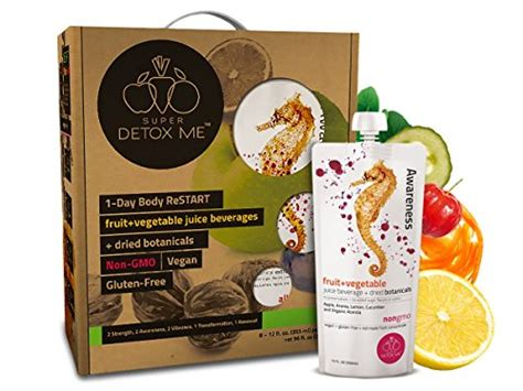 Debloat Detox by מוצר Lemonkind Detox Me Purify And Debloat 1 Day