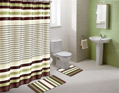 green and brown bathroom accessories brown and green bathroom accessories