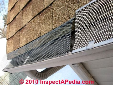 locking gutter screen gutter screens detailed guide to installing using