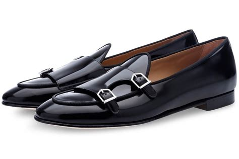 belgian loafers tangerine 7 brushed black belgian loafers superglamourous