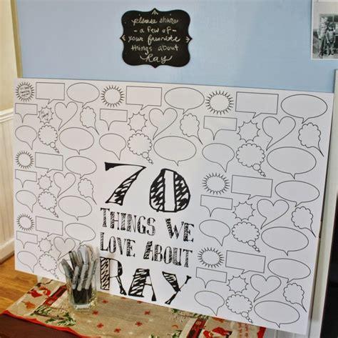 70 Birthday Decorations by Best 25 70th Birthday Ideas On