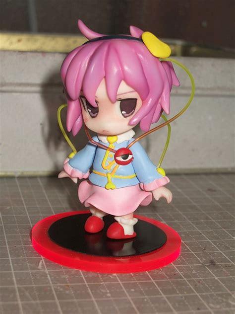 Nendoroid Satori Komeiji Touhou Project touhou custom nendoroid puchi komeiji satori my anime shelf
