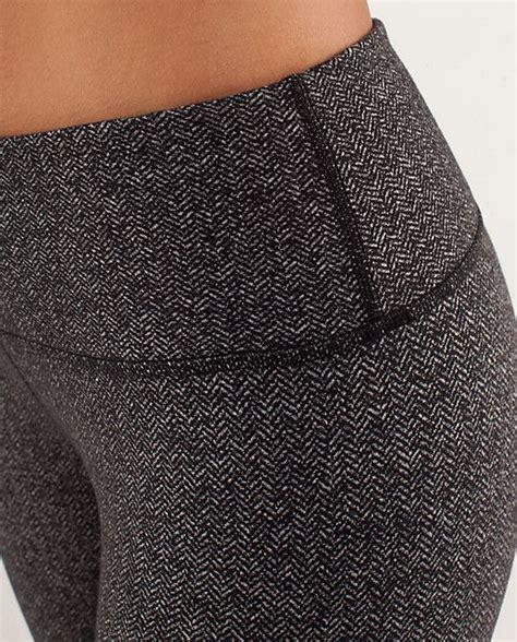 herringbone pattern leggings lululemon herringbone leggings get out get active