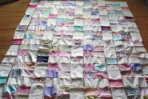 Quilt Patterns Using Baby Clothes by S Sweetie Baby Clothes Quilt Favequilts