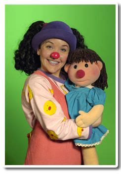 The Big Comfy Couch Lunette And Molly Her Dolly