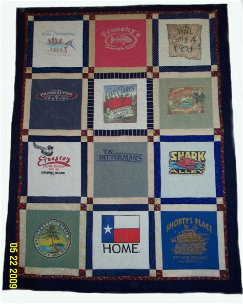 Best T Shirt Quilts by T Shirt Quilts