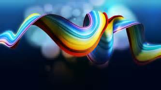 free 3d designs 25 hd rainbow wallpapers