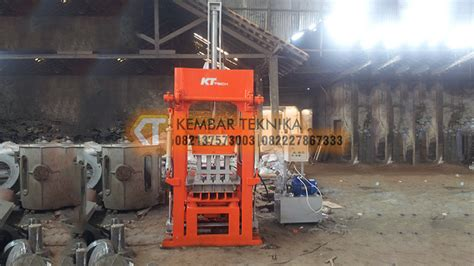 Jual Mesin Cetak Batako Hidrolik mesin cetak paving otomatis solenoid