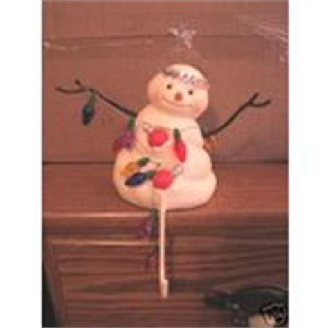 ebay image 1 hallmark angel snowman mantle christmas