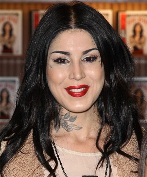kat von d hairstyles for 2018 celebrity hairstyles by