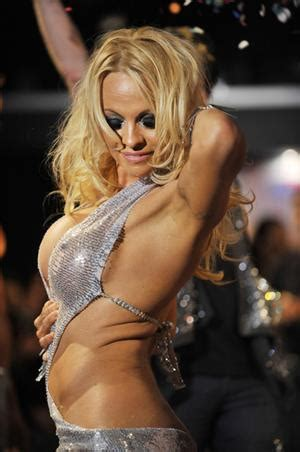 today news: pamela anderson asked to cover up to avoid