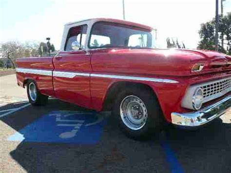 rust free pickup beds find used 1963 chevy c10 short bed swb restored california