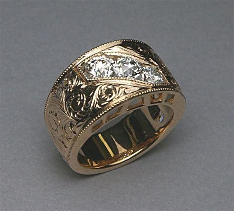 Custom Rings by Designed By Elichai S Custom Rings